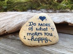 Happiness by StrongStones on Etsy