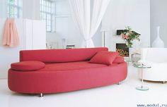 Franz Fertig 1232010soulD53. Купить красный воздушный диван Franz Fertig 1232010soulD53 на сайте www.modul.ru