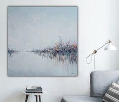 dodatki - plakaty, ilustracje, obrazy - malarstwo-Malarstwo - obraz 100x100 cm, farby akrylowe