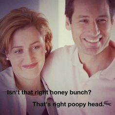 Mulder and Scully Quotes