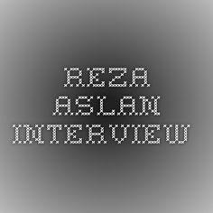 Reza Aslan Interview