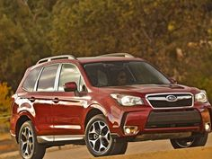 "Subaru Forester is best small SUV. ""2014 Subaru Forester earned the top spot against a very competitive small SUV class – easily outpointing other recent redesigns including the Toyota RAV4, Honda CR-V and Mazda CX-5."""
