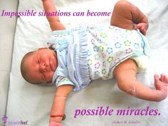 Impossible situations become possible miracles - Robert H. Schuller  https://www.facebook.com/STEPS.SA