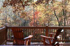 Pet Friendly Creekside Vacation Cabin near Helen GA   Amy`s Creek 2