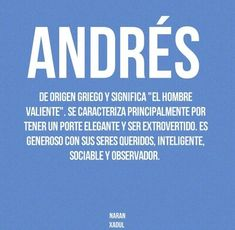Andrés Cute Baby Names, Boy Names, Cute Babies, New Baby Boys, Mom And Baby, Baby Kids, Pregnancy Eating, Name Inspiration, Names With Meaning