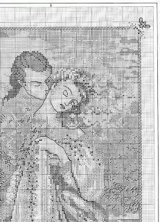 Beijo em Ponto de Cruz | Ponto Cruz-Cross Stitch-Punto Cruz-十字绣-Punto Croce-Kreuzstitch-Point de Croix-вышивк