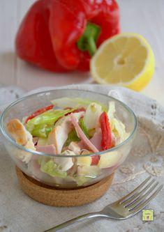 insalata di pollo senza maionese gp