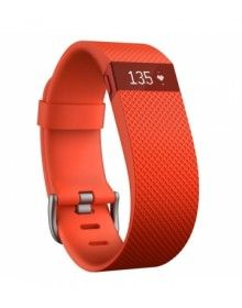 Fitbit SmartBand Charge HR Activity Tracker - Orange Small