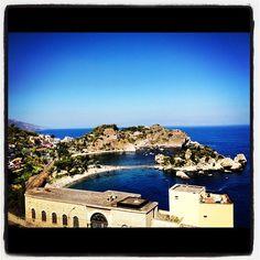 Taormina in Sicilia