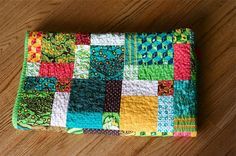 a quilt is nice: nest
