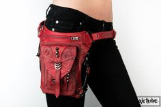 Bloody Penny Hip and Holster Bag. EEEEEE it now comes in RED!! *musthavemusthavemusthave*