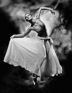 Dance in the Dark by Va5ilich