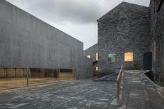 Menos é Mais Arquitectos Associados and João Mendes Ribeiro Arquitecto, Arquipélago – Contemporary Arts Centre, Ribeira Grande, Azores, Portugal