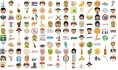 Rejoice, for There Is Now a Latino Emoji App for All Your Texting Needs  - Cosmopolitan.com