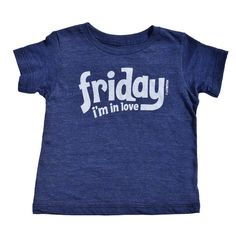 friday i'm in love tee