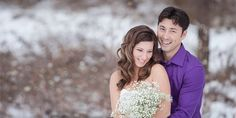 Kelowna winter wedding | Photo by http://redfernphotography.ca