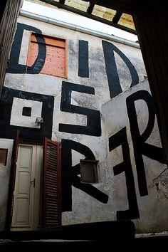 street art, house