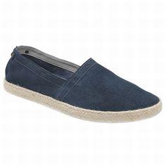 Blue espadrille   North Star shoes for men