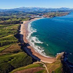 De la costa al corazón del valle de Liébana CANTABRIA .