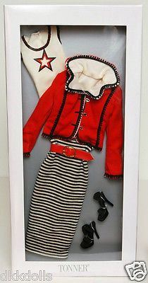 Tonner All Star Business Outfit Only for 16 In. Cami & Jon Fashion Dolls, 2013 has been added to my Ebay store as a Buy-It-Now listing.