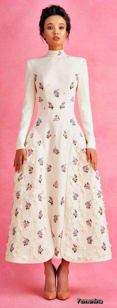 Ulyana Sergeenko couture spring/summer 2018