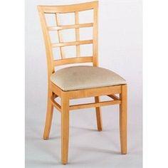 Alston Lattice Back Side Chair (Set of 2) Finish:
