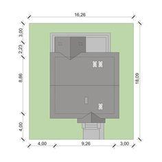Sytuacja DA Aspazja 3 CE Lockers, Locker Storage, Floor Plans, 3, Furniture, Home Decor, Modern Houses, Trendy Tree, Decoration Home