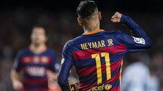 Neymar Alami Tabrakan Jelang Laga Kontra Real Sociedad
