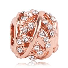 2019 New Rose Gold Blush Pink Magnolia Bloom Bead Fit Original Pandora Charms and Other Favorites - 2019 New Rose Gold Blush Pink Magnolia Bloom Bead Fit Original Pandora Charms and Other Favorites - Pandora Charms Disney, Pandora Rings, Diy Jewelry To Sell, Diy Jewelry Making, Rose Gold Charms, Blush Pink, Bloom, Charmed, Engagement Rings