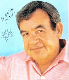 Tom Bosley - Best known for Happy Days. October 1, 1927 - October 19, 2010.
