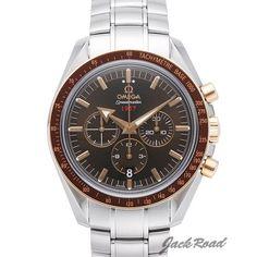 オメガ スピードマスター ブロードアロー 1957。オメガ OMEGA スピードマスター ブロードアロー 1957 321.90.42.50.13.002 【新品】 時計 メンズ