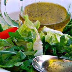 """White Balsamic VinaigretteI """"his is an excellent dressing -- so quick and easy to whip up and I usually have all the ingredients on hand."""""""