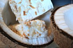 Toasted Coconut Marshmallows by MELTArtisanMallows on Etsy
