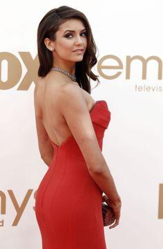 Nina Dobrev | 63rd Annual Primetime Emmy Awards | September 18, 2011