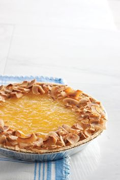 Paula Deen Piña Colada Cheesecake @Lisa R Harris Can I put in an order for one of these for Christmas?