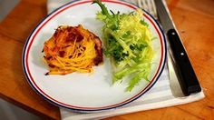 Ninhos de queijo com batata - Receitas - Receitas GNT