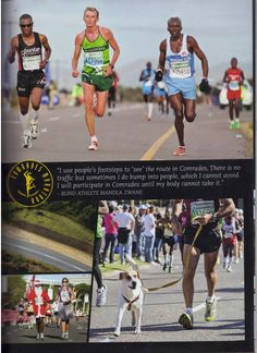 Petros Sosibo, running for Bonitas, under the management of Craig Fry Johns Fry, features inside the Comrades Marathon 2013 Magazine. Truly a really great publication. Well done to all at CMA for this great souvenir! Magazine Pictures, Running Club, Marathons, Athletes, To Go, Management, Public, Wellness, Sports
