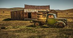Bodie Truck by Glenn Taylor, via Flickr