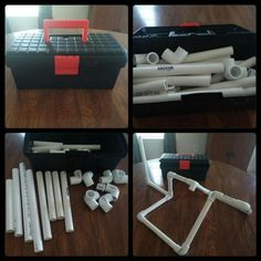 """Memory Care activity for men with Alzheimer's Disease &/or other dementias. Easily assembled, there is no """"wrong"""" way to put the pieces together. Materials cost under $20"""