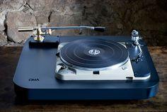 """Thorens-124 ,Vintage High End Turntable""!... http://about.me/Samissomar"