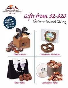Last chance to send delicious chocolate directly to your clients - $6.95 each with Free Shipping
