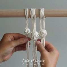Good Screen Macrame Knots rose Popular Since you may already know, we love to macramé ;It's boho vibes are the like tendency plus we' Macrame Wall Hanging Patterns, Macrame Plant Hangers, Macrame Patterns, Macrame Design, Macrame Art, Macrame Projects, How To Macrame, Macrame Supplies, Micro Macrame
