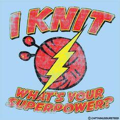 Super Knitter!!!!!!