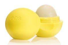 In these hot summer months, all of your skin needs SPF, including your lips! Our staff loves these Eos Lemon Drop Smooth Sphere Lip Balm SPF 15 Spf Lip Balm, Best Lip Balm, Lip Balms, Eos Chapstick, Sephora, Eos Products, Beauty Products, Beauty Secrets, Makeup Products