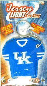 Kentucky Wildcats Keychain - Jersey Keylight