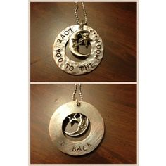 To the Moon and Back Necklace - $32.00
