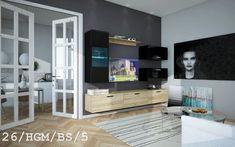 Kedvenc bútor / Modern nappali bútor CONCEPT 26 HGM Flat Screen, Divider, Furniture, Home Decor, Blood Plasma, Decoration Home, Room Decor, Flatscreen, Home Furnishings