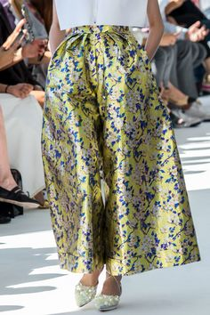 Delpozo at New York Fashion Week Spring 2017