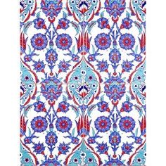 Set of 4 Ela Turksih Tiles