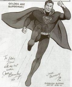 Jack Burnley Superman